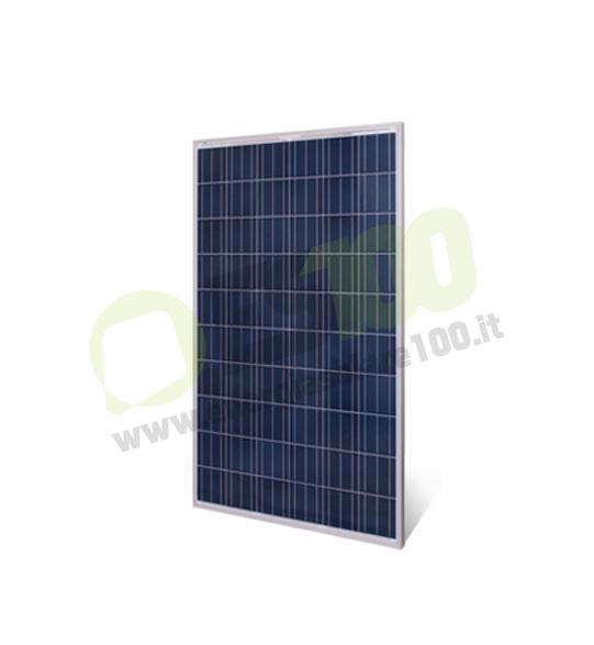 pannello solare fotovoltaico 250w 24v policristallino