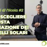 Come scegliere la giusta inclinazione per i pannelli solari