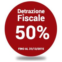 Detrazione Fiscale del 50%
