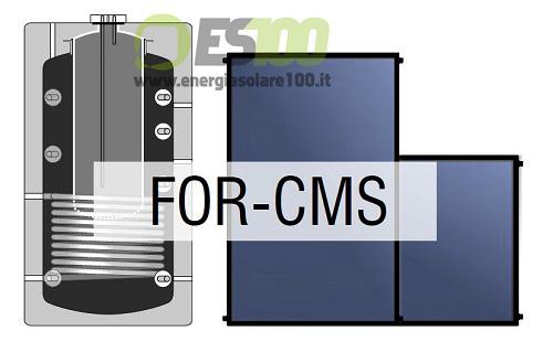 Circolazione Forzata Kit FOR CMS 1006-15