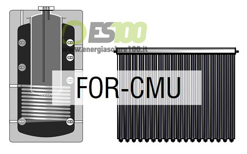 Circolazione Forzata Kit FOR CMU 1005-90