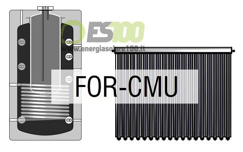 Circolazione Forzata Kit FOR CMU 1507-126