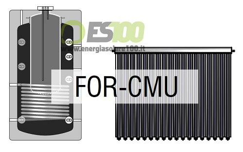 Circolazione Forzata Kit FOR CMU 503-54