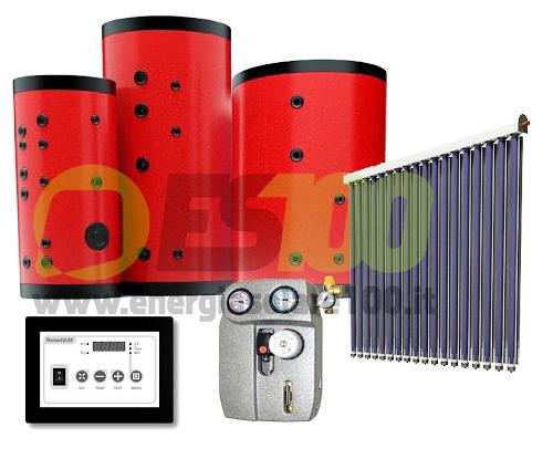 Circolazione Forzata Kit FOR CMU 503-54 Due Vie