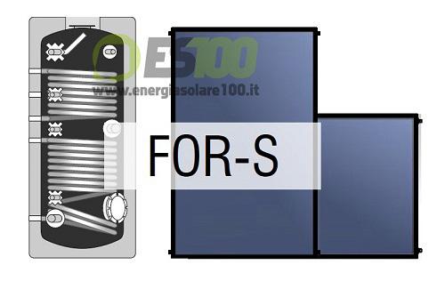 Circolazione Forzata Kit FOR S 201-2,5