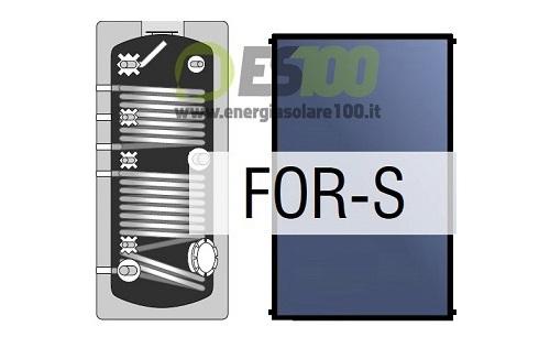 Circolazione Forzata Kit FOR S 202-4 Plus
