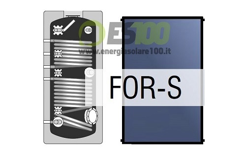 Circolazione Forzata Kit FOR S 302-4