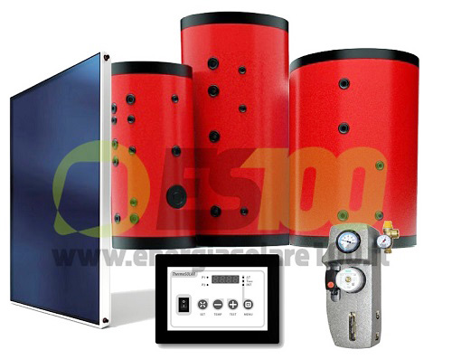 Circolazione Forzata Kit FOR S 302-4 Monovia