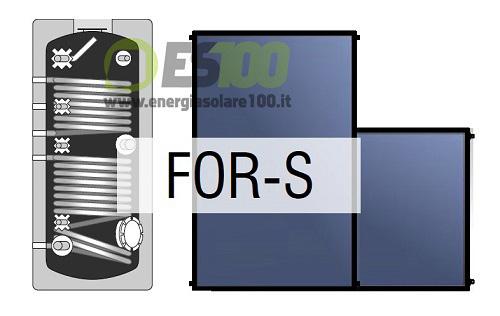 Circolazione Forzata Kit FOR S 805-12,5 Plus