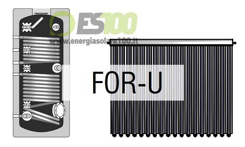 Circolazione Forzata Kit FOR U 1005-90