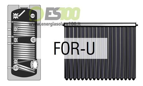 Circolazione Forzata Kit FOR U 804-72
