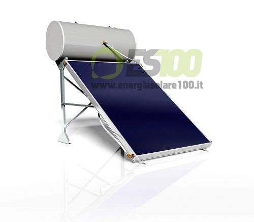 Circolazione Naturale a Glicole Kit EVO 302-5G Plus per Tetto Piano