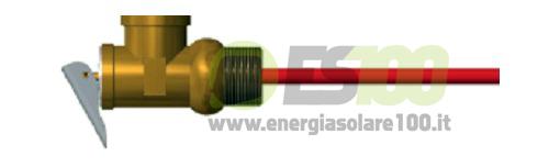 Valvola Sicurezza Pannello Solare : Valvola tp di sicurezza temperatura pressione per solare