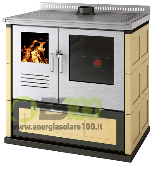 Cucina a Legna Gemma 7114002