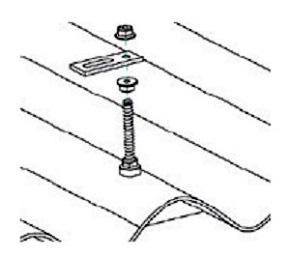 Esempio di montaggio di una Barra Filettata TL089.M12