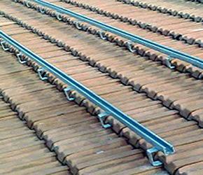 Esempio di Struttura con Profilo Longherone H24 a C in Alluminio di 3,15Mt TLPS4759.315