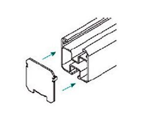 Esempio di montaggio di un Tappo Copriforo TL047.4040
