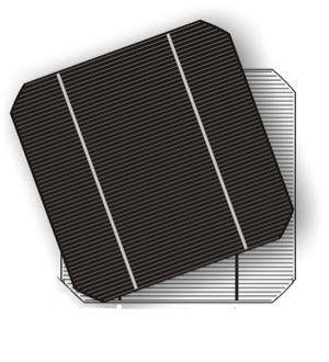 Pannello Solare Monocristallino