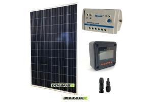 Kit 24V (Pannello Solare + Regolatore + Accessori)