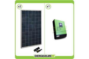 Kit Fotovoltaico di Connessione a Rete (On Grid)
