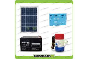 Kit Irrigazione Solare