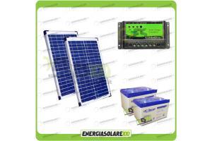 Kit Cancello Elettrico Solare