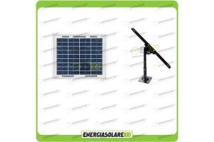 Kit Pannelli Fotovoltaici con Supporto di Fissaggio