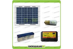 Kit Solare Votivo