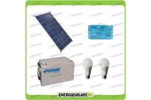 Kit Solare Lontani dalla Civiltà