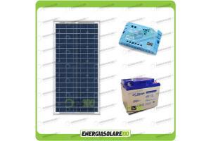 Kit Solare Telecamera Remota
