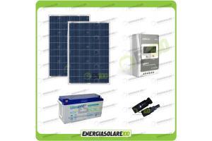 Kit Solare Videosorveglianza e Allarmi