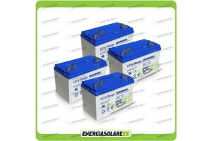Set Batterie GEL