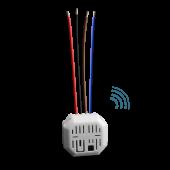 Schema Elettrico Dimmer : Flush mounted micro transmitter edisio lighting dimmer led socket