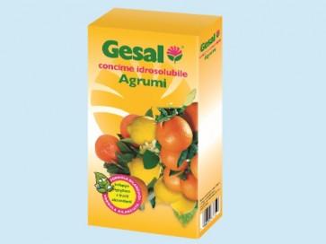 Concime idrosolubile Gesal agrumi Gr350