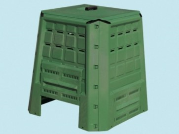Compostiere Brixo Ecobox Fast Lt. 380 per giardino