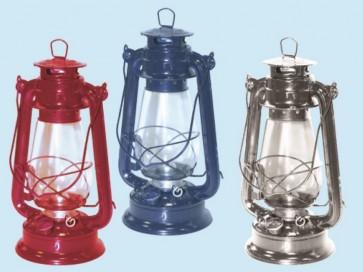 Lanterne a petrolio cm 30 - rosso