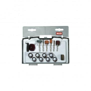 Accessori multiutensile per smerigliare - adatti per valex, black&decker 1461575