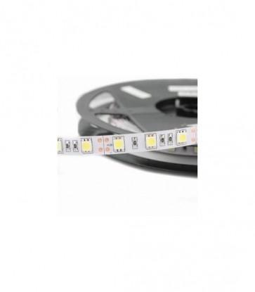 5 METRI STRISCIA 300 LED 5050 SMD PER INTERNO IP20 12 V DC