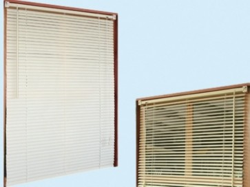 Tende Veneziane ventana Crema cm 50x130
