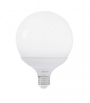 LAMPADA LED 14 W E27 G120 LUCE BIANCO CALDO WARM WHITE ANGOLO 200° KANLUX LUNI