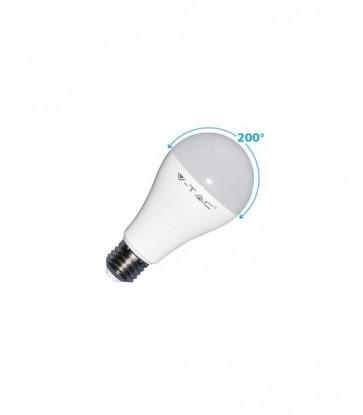 LAMPADINA LED 17 W ATTACCO E27 200° V-TAC LUCE A SCELTA