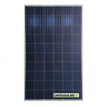 Pannello Solare Fotovoltaico 270W 24V Policristallino serie KA 5 BUS BAR