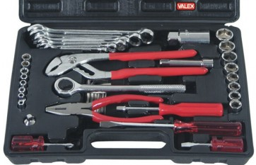 Valigetta con utensili 40 pezzi Valex