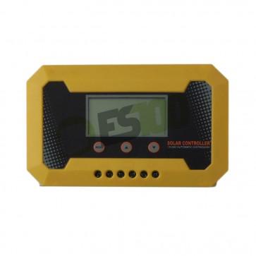 Regolatore di Carica 12/24V 30A serie TG con Display Integrato