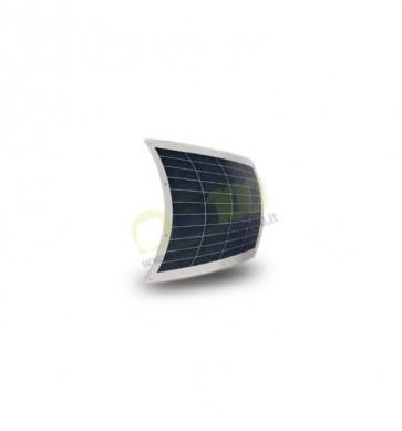 Pannello Solare flessibile 37W 12V privo di anelli di fissaggio