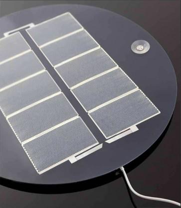 Pannello Solare a Ventosa 4W con caricatore USB