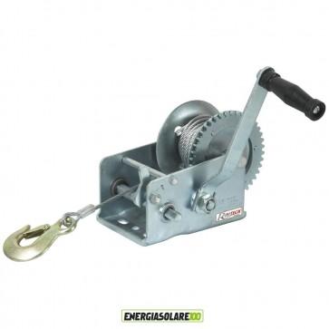 Verricello Manuale 2 Velocita' 1100/2200 kg Ribimex