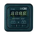 Voltmetro a Display Digitale per controllo 2 batterie 12V camper