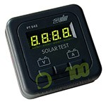 Display di Test digitale per Regolatore Solare PT542/G