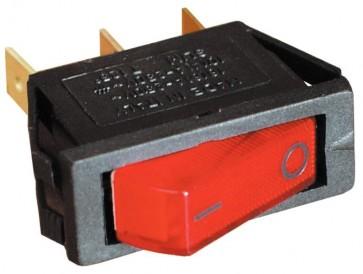 Interruttore luminoso 12V ON - OFF